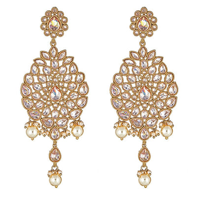 Kusum Drop Earrings