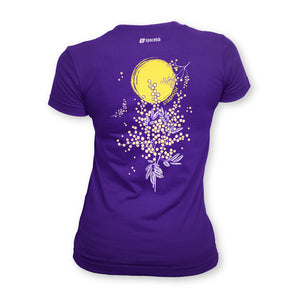 Floral Women Online Race 2020 Finisher T-Shirt