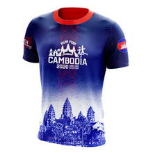 Load image into Gallery viewer, Run For Cambodia 2020 6.7KM Finisher T-Shirt