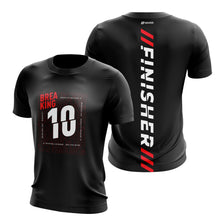 Load image into Gallery viewer, RunSociety Breaking 10 2020 Finisher T-Shirt