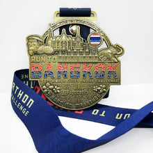 Load image into Gallery viewer, Run To Bangkok™ 2020 Collectible Medal