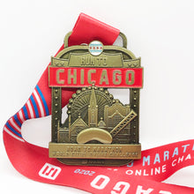 Load image into Gallery viewer, Run To Chicago™ 2020 Collectible Medal