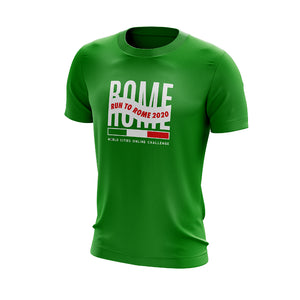 Run To Rome Finisher T-Shirt