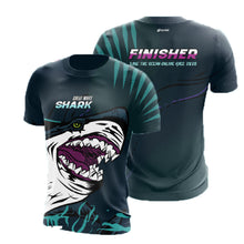 Load image into Gallery viewer, Great White Shark 2020 Finisher T-Shirt