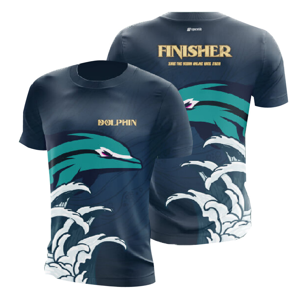 Dolphin 2020 Finisher T-Shirt