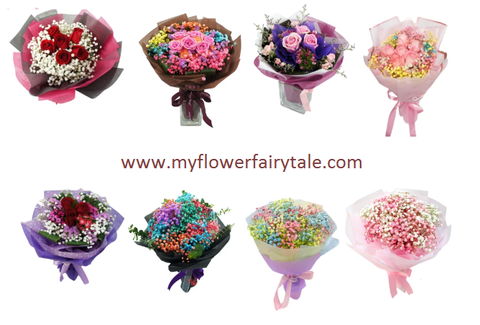 Same Day Flower Delivery Singapore