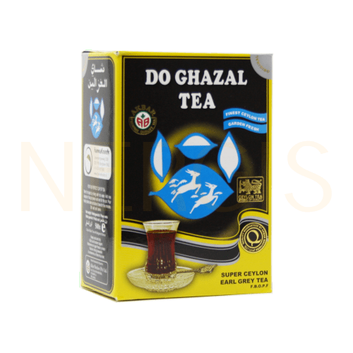 Do Ghazal Tee Earl Grey lose 500g - NERGIS Warenhandel