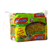 Indomie Vegetable Flavour 5 Stück - NERGIS Warenhandel
