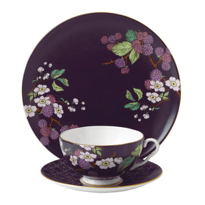 Tea Garden Plum (3 Piece set)