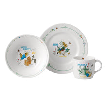 Load image into Gallery viewer, Peter Rabbit 3 Piece Set (Blue)