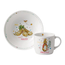 Load image into Gallery viewer, Peter Rabbit 2 Piece Set (Pink)