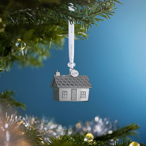 Waterford Gingerbread House Ornament