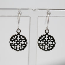 Load image into Gallery viewer, Lace Earrings