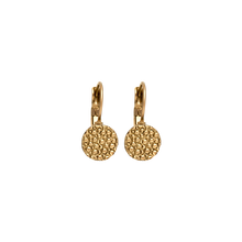 Load image into Gallery viewer, Trixie Gold Ion Plated Earrings