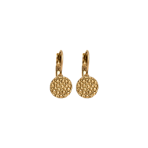 Trixie Gold Ion Plated Earrings
