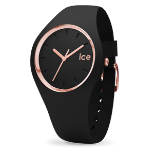 Ice Glam Medium (Black/Rose)