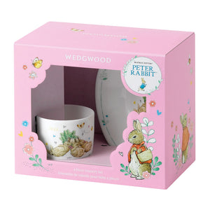 Peter Rabbit 2 Piece Set (Pink)