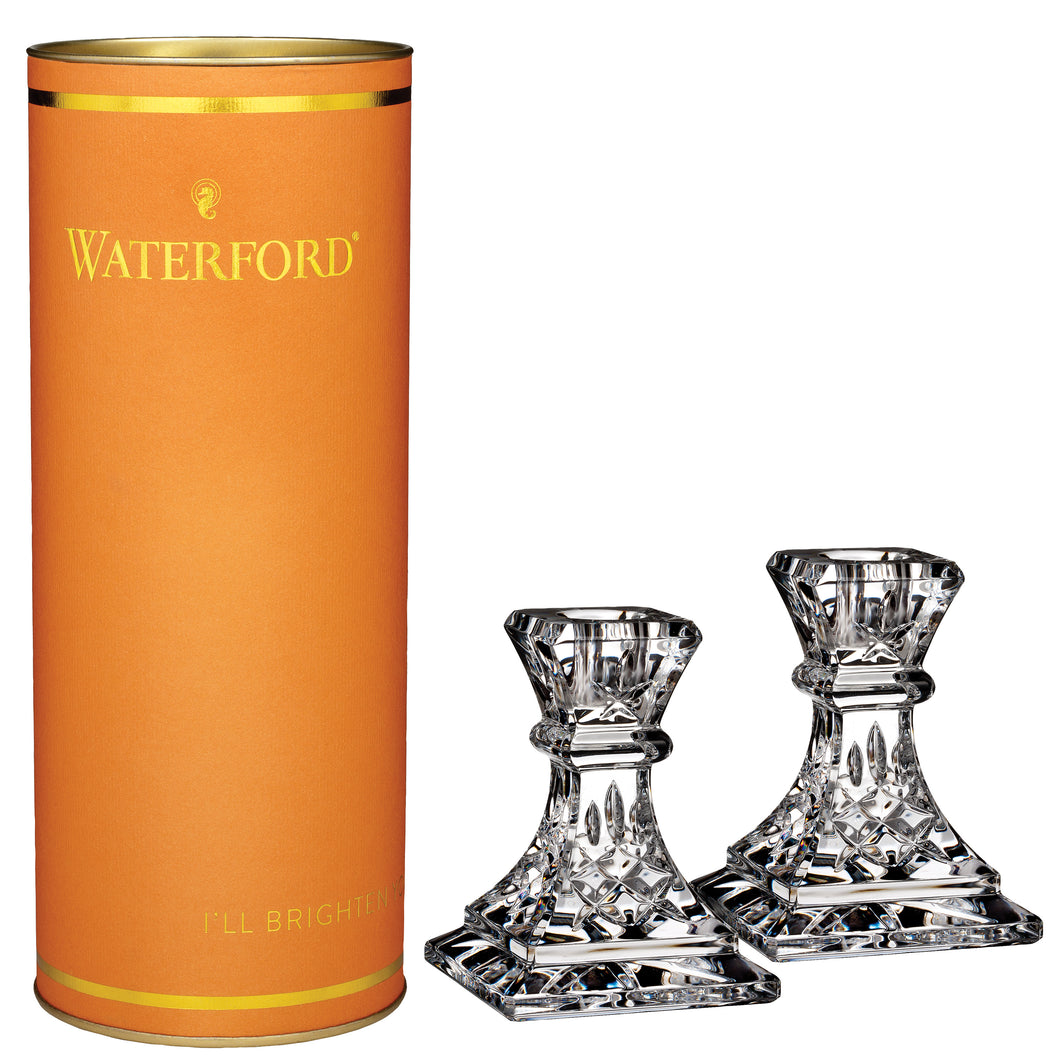 Waterford Crystal Candlesticks