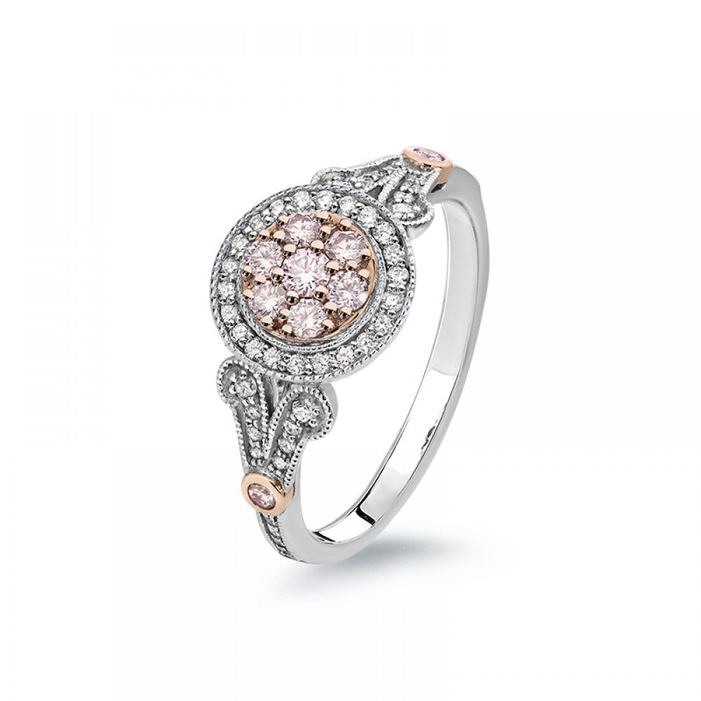 Blush Pink 'Matilda' Ring
