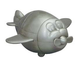 Money Bank - Plane