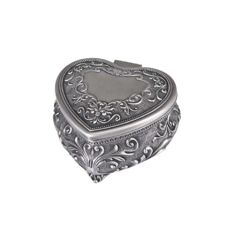 Medium Heart Jewellery Box