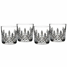 Load image into Gallery viewer, Lismore Double Old Fashioned Set of Four