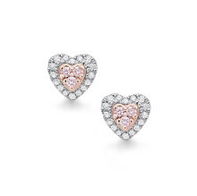 Load image into Gallery viewer, Blush Pink 'Joy' Earrings
