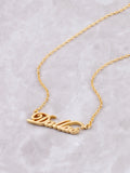 Hometown Necklace Anarchy Street Gold - 25
