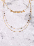 Frilly Necklace Anarchy Street Gold