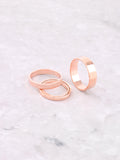 Classic Stacking Ring Set Anarchy Street Rosegold - Details