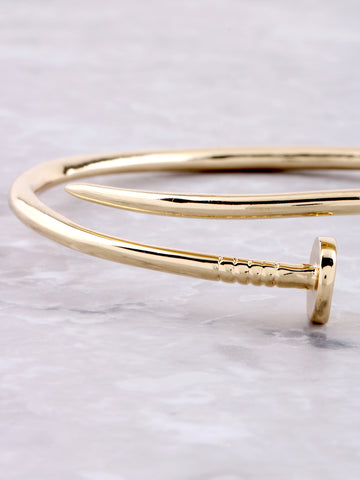 Nail'D It Bracelet Anarchy Street Gold - Details