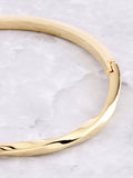 Twisted Bracelet Anarchy Street Gold - Details