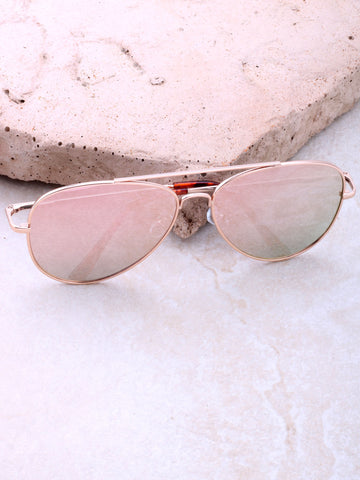 Paradise Aviator Sunglasses Anarchy Street Gold_Rose_Tortoise