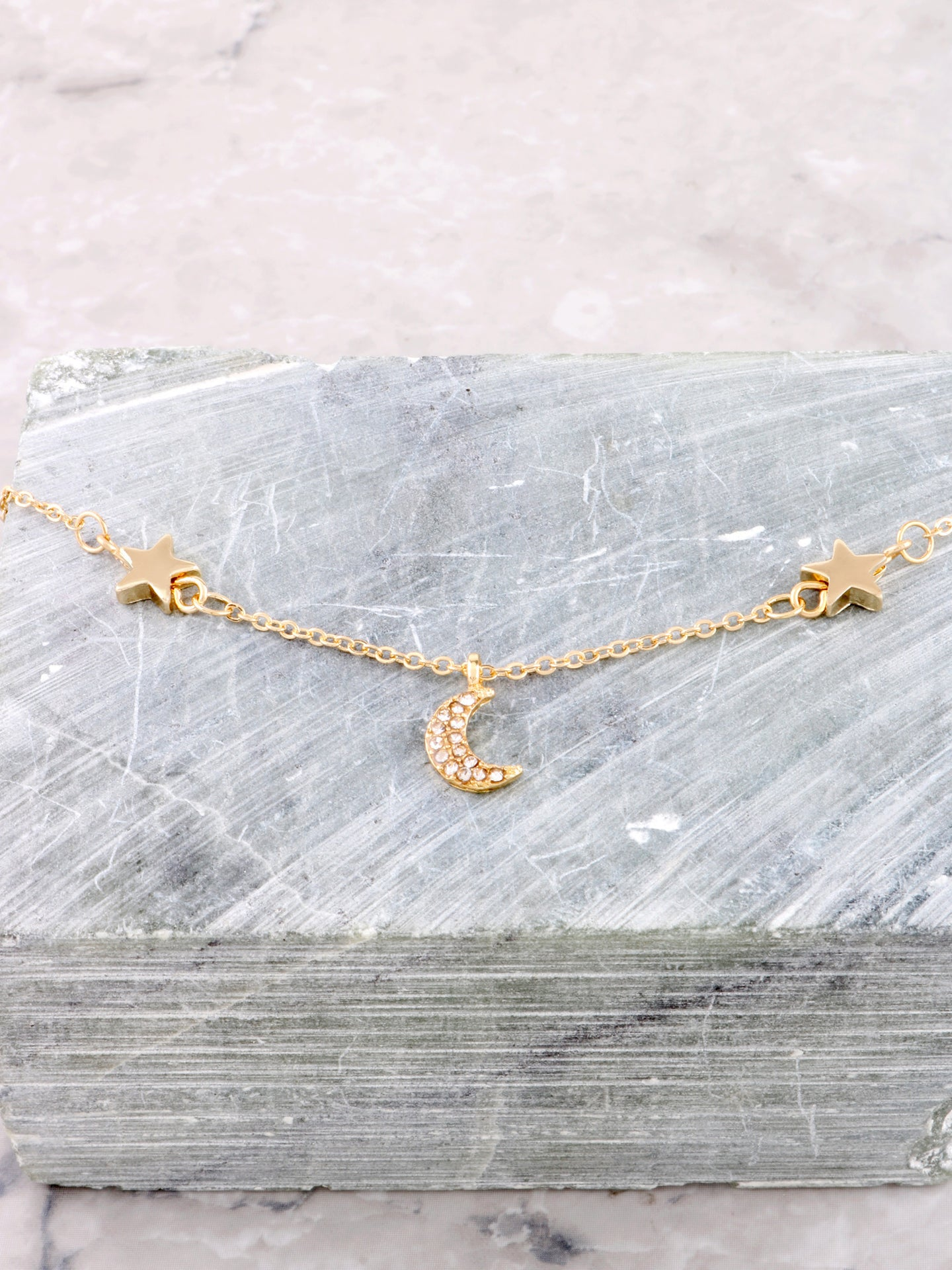Twilight Anklet Anarchy Street Gold