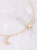 Twilight Anklet Anarchy Street Gold - Details