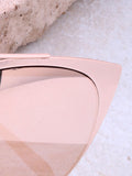 Eclipse Cat Eye Sunglasses Anarchy Street Rose_Rose - Details