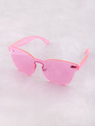 Bare It All Sunglasses Anarchy Street Pink
