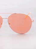 The Playa Sunglasses Anarchy Street Orange - Details