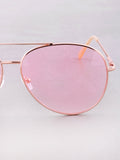 The Playa Sunglasses Anarchy Street Pink - Details