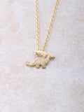 Dragon Necklace Anarchy Street Gold
