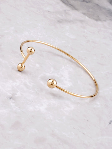 Three Points Bracelet Anarchy Street Gold