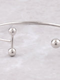 Three Points Bracelet Anarchy Street Silver - Details