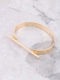 Bar Bracelet Anarchy Street Gold