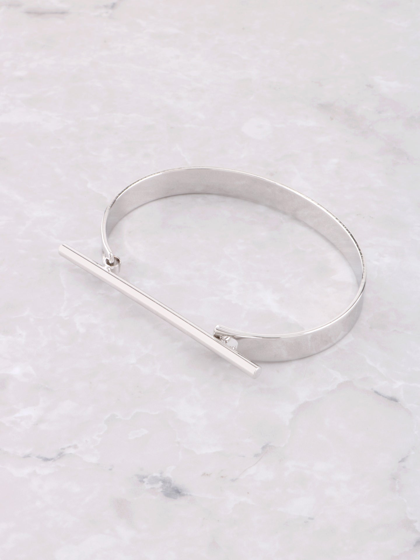 Bar Bracelet Anarchy Street Silver