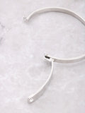 Bar Latch Bracelet Anarchy Street Silver - Details
