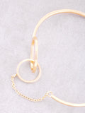 Loop Chain Bracelet Anarchy Street Gold - Details
