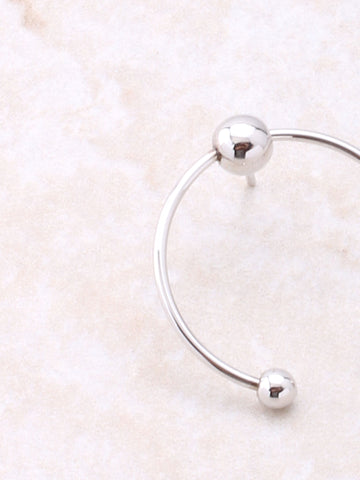Three Dots Earring Anarchy Street Silver - Details