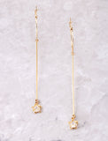 Shooting Star Drop Earring Anarchy Street Gold