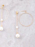 La Perla Earrings Anarchy Street Gold - Details