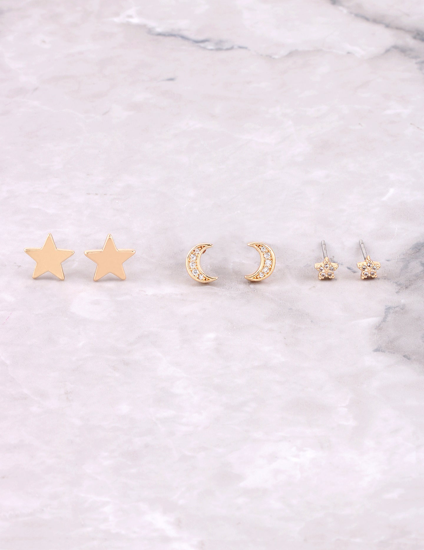 Starry Skies Earring Anarchy Street Gold